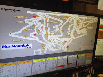 T/A System for snowmaking.