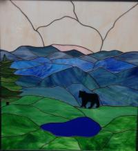 Blue Mountain Stained Glass - COPPER FOIL FABRICATION DESIGNS
