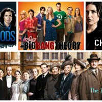Friday Five - Favourite Returning TV Shows