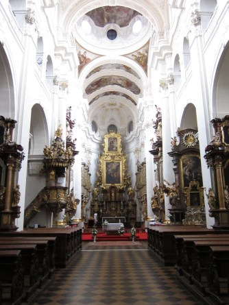 The Augustinian Church of Saints Thomas and Augustine