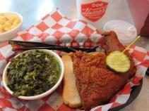 Hattie B's hot chicken, Nashville