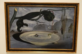 """""""The Enigma of Hitler"""" by Salvador Dali"""