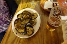 Bar Alfalfa - Eggplant in oil and mint