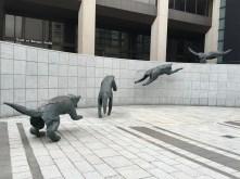 The Bronze Quartet by Lucienne Cornet