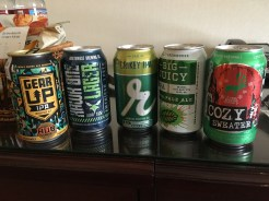 Pacific northwest craft beers