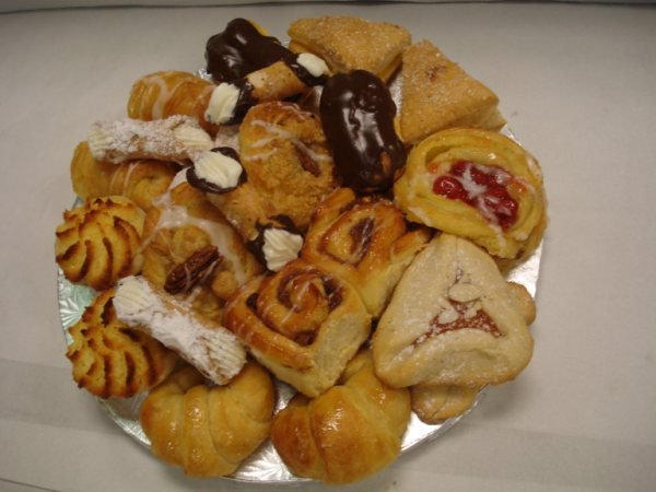 Blue Ribbon Bakery and Caf  The finest bakery products in New Jersey  Assorted Pastries