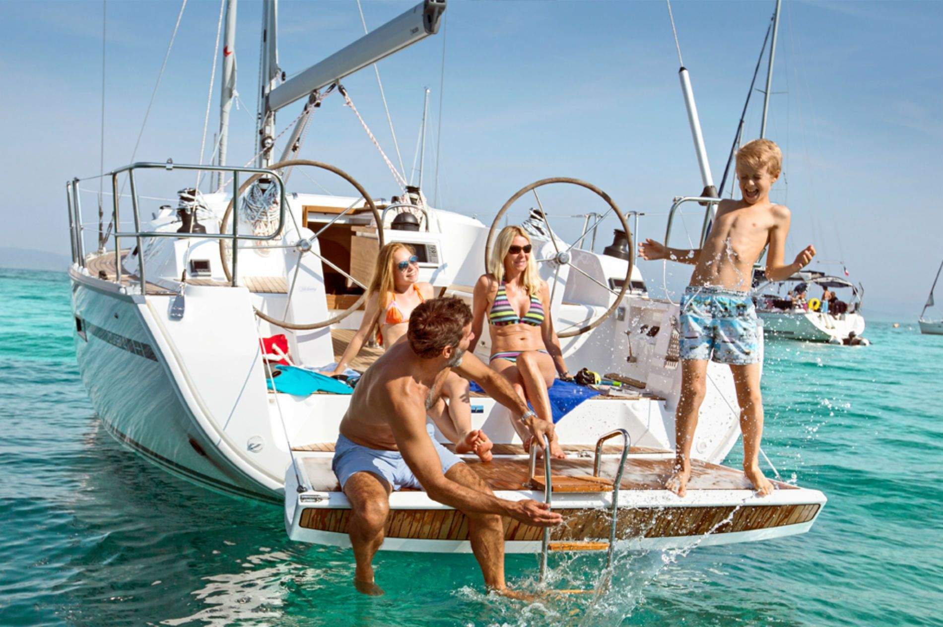 Blue Ocean Yacht Charters Sailing Yacht Charter Service