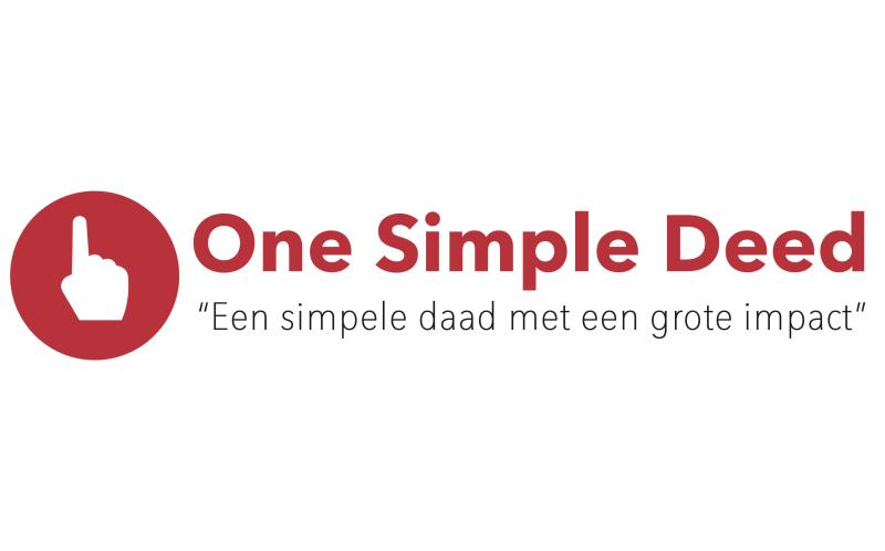 One Simple Deed