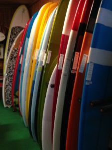 Longboarders Heaven colour up your day.