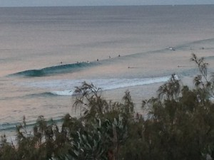 A few nice lefts on offer.