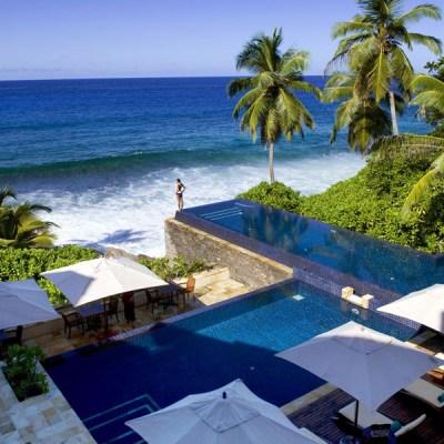 Incredible 5 Star Banyan Tree Seychelles Paradise Resort ...