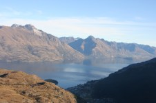 Looking towards Queenstown