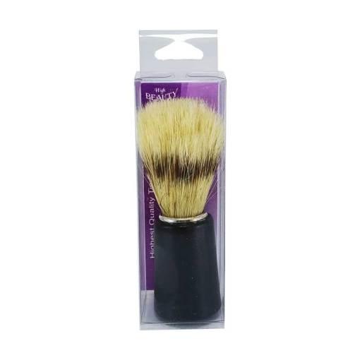 Beauty Secret Shaving Brush 109 #, Black Color