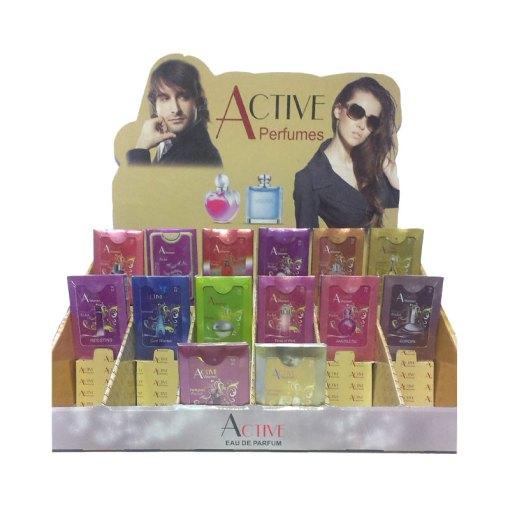 Active Perfume Pocket For Men & Women