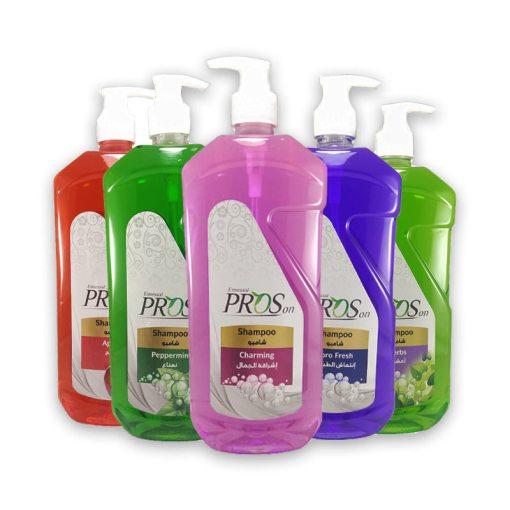 Pros Hair Shampoo 900ml