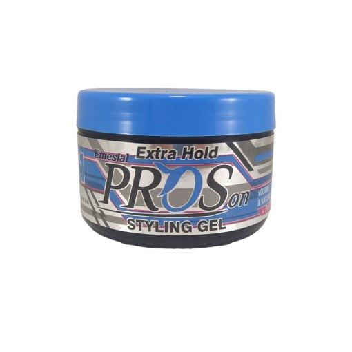 بروس جل الشعر - تثبيت فعال 250مل