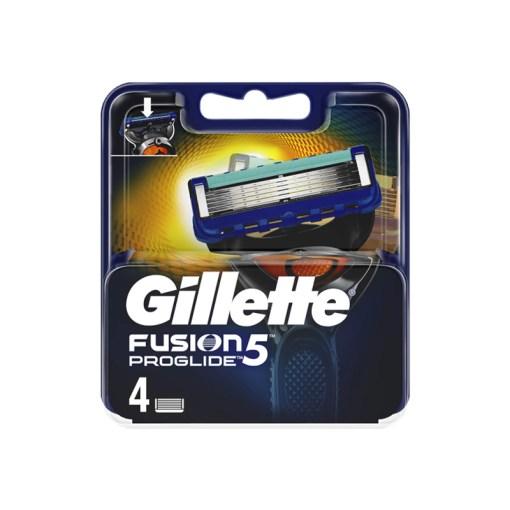 Gillette Fusion5 ProGlide Men's Razor - 5 Razors
