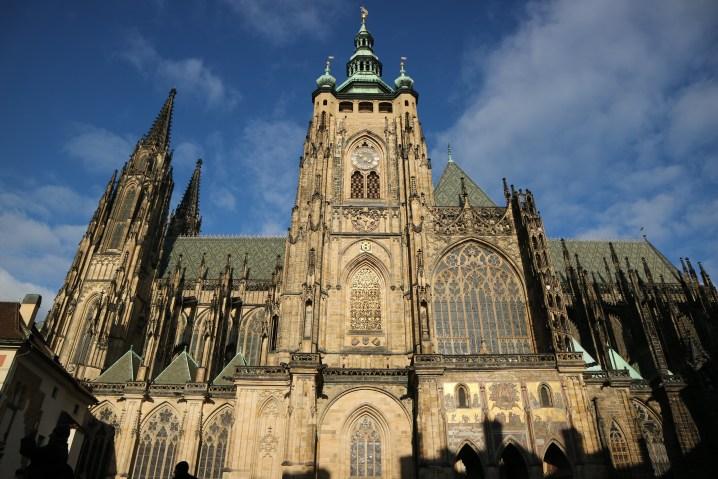 プラハの聖ヴィート聖堂
