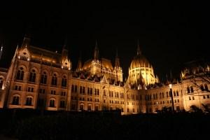 ブダペストの国会議事堂