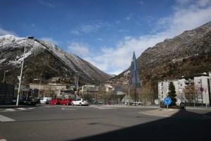 アンドラとピレネー山脈