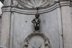ブリュッセルの小便小僧