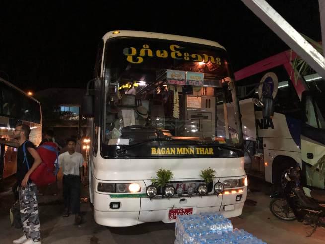 Bagan Minthar Express
