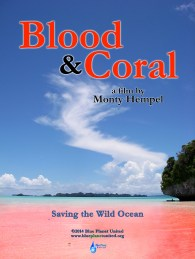 Blood & Coral Poster (SMALL)