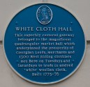 White Cloth Hall