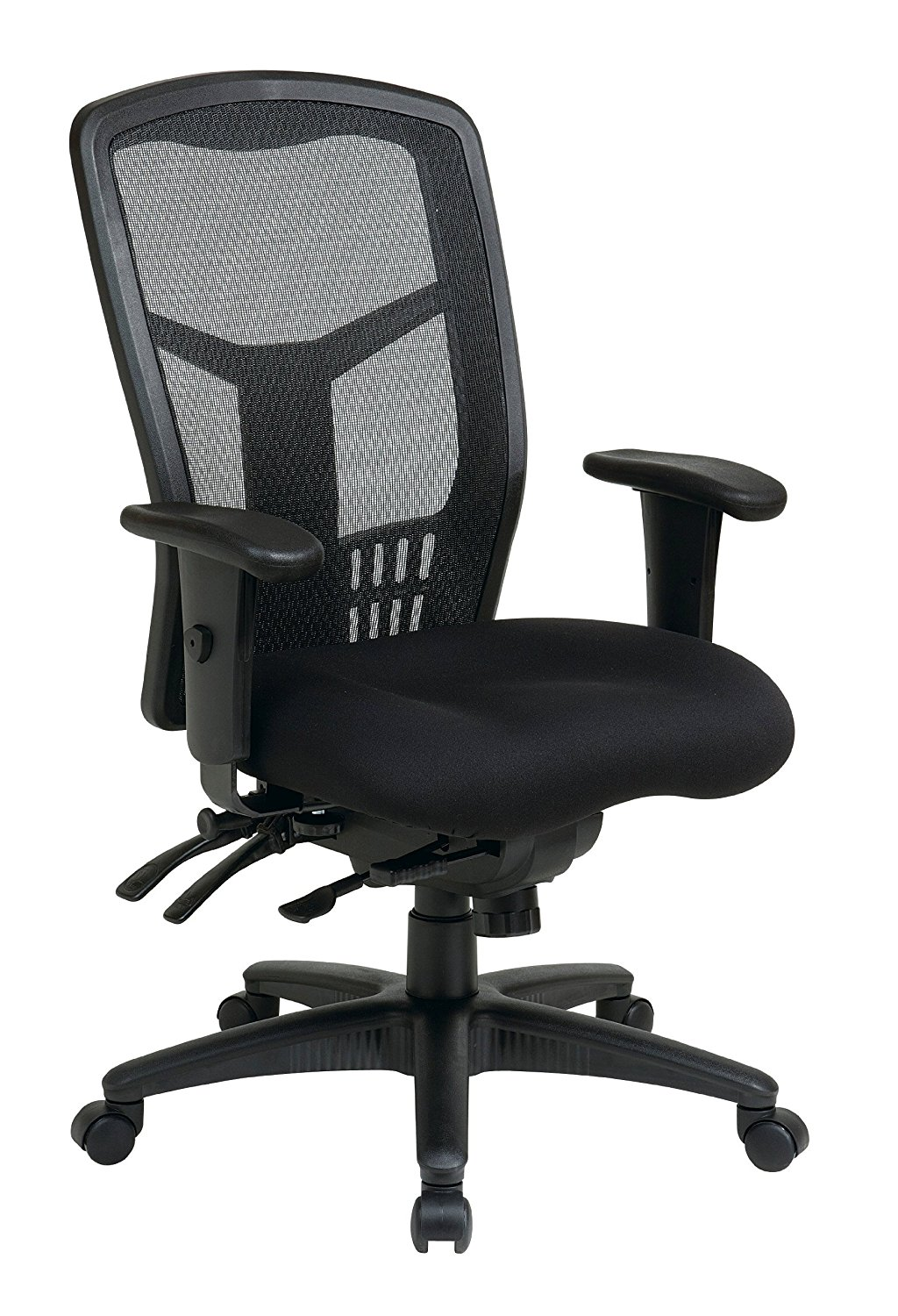 Gaming Chair For Big Guys Office Star High Back Progrid Freeflex Seat