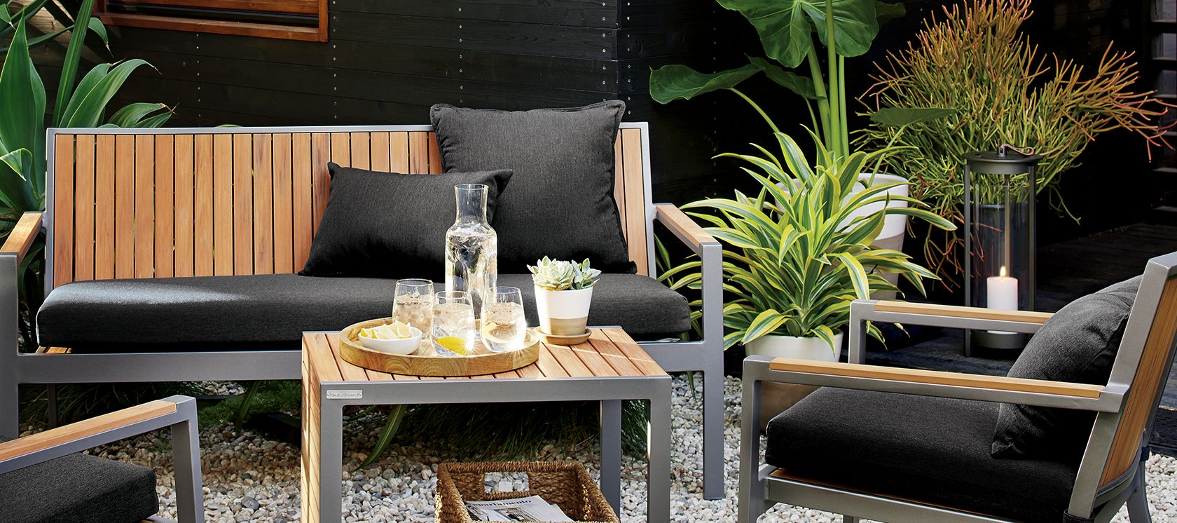 crate and barrel s outdoor furniture
