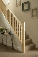 Stop Chamfered 41mm Stair Spindle   Blueprint Joinery