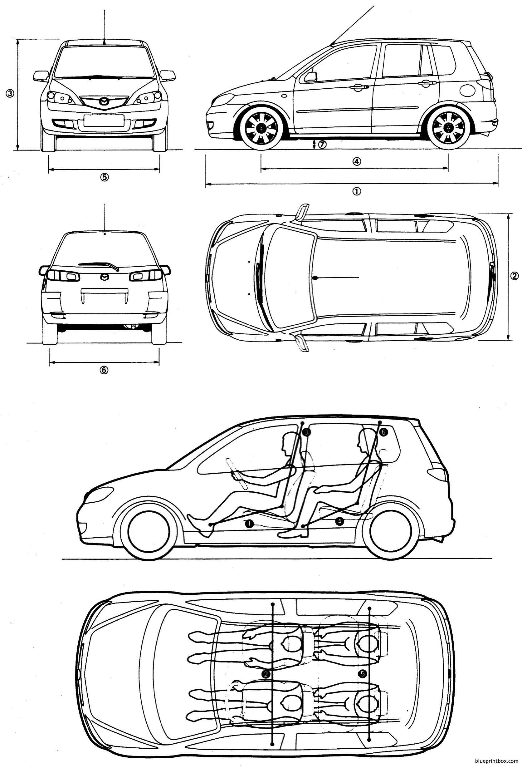 Mazda 2 5 Door Hatchback