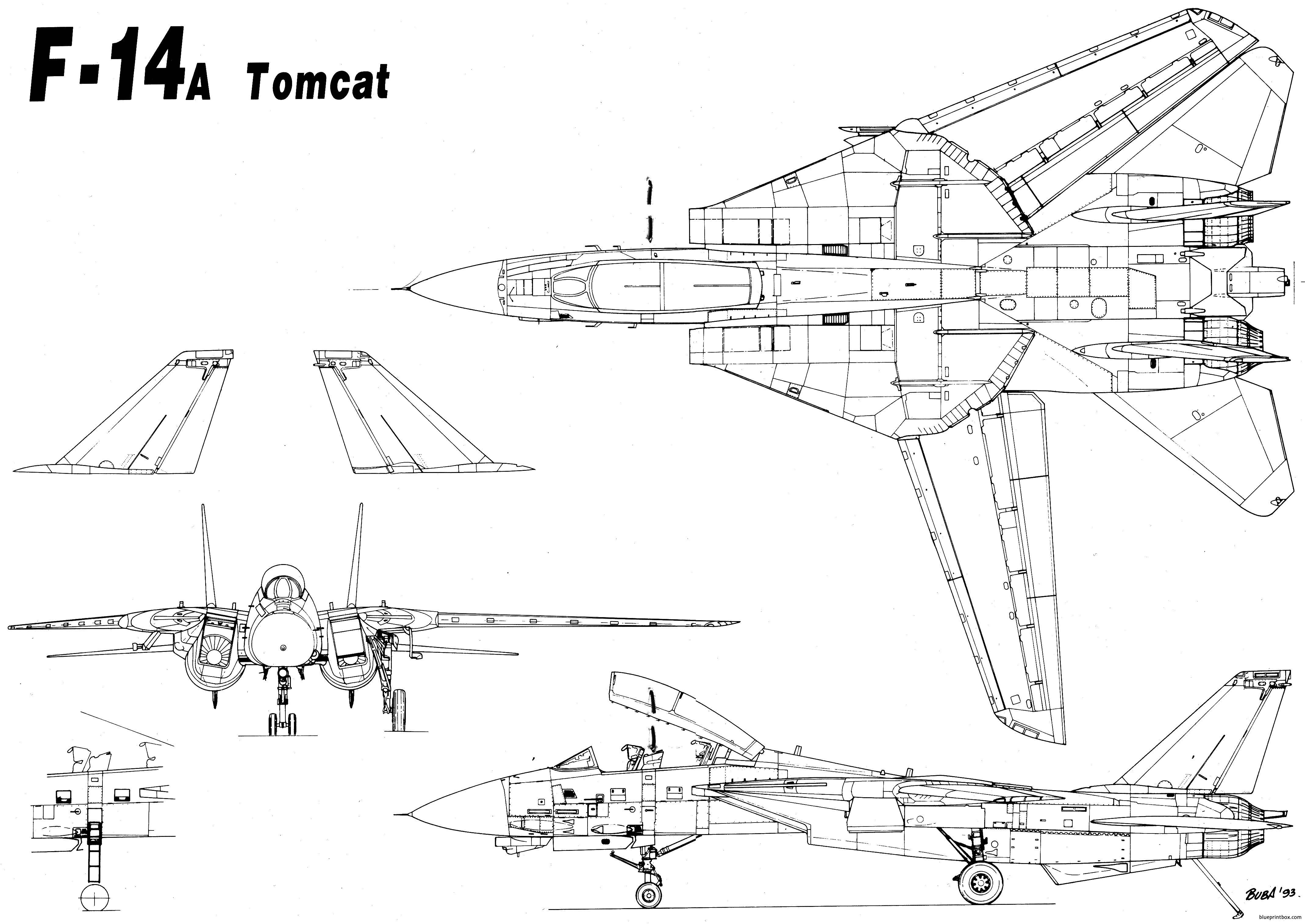 Grumman F 14 Tomcat 6