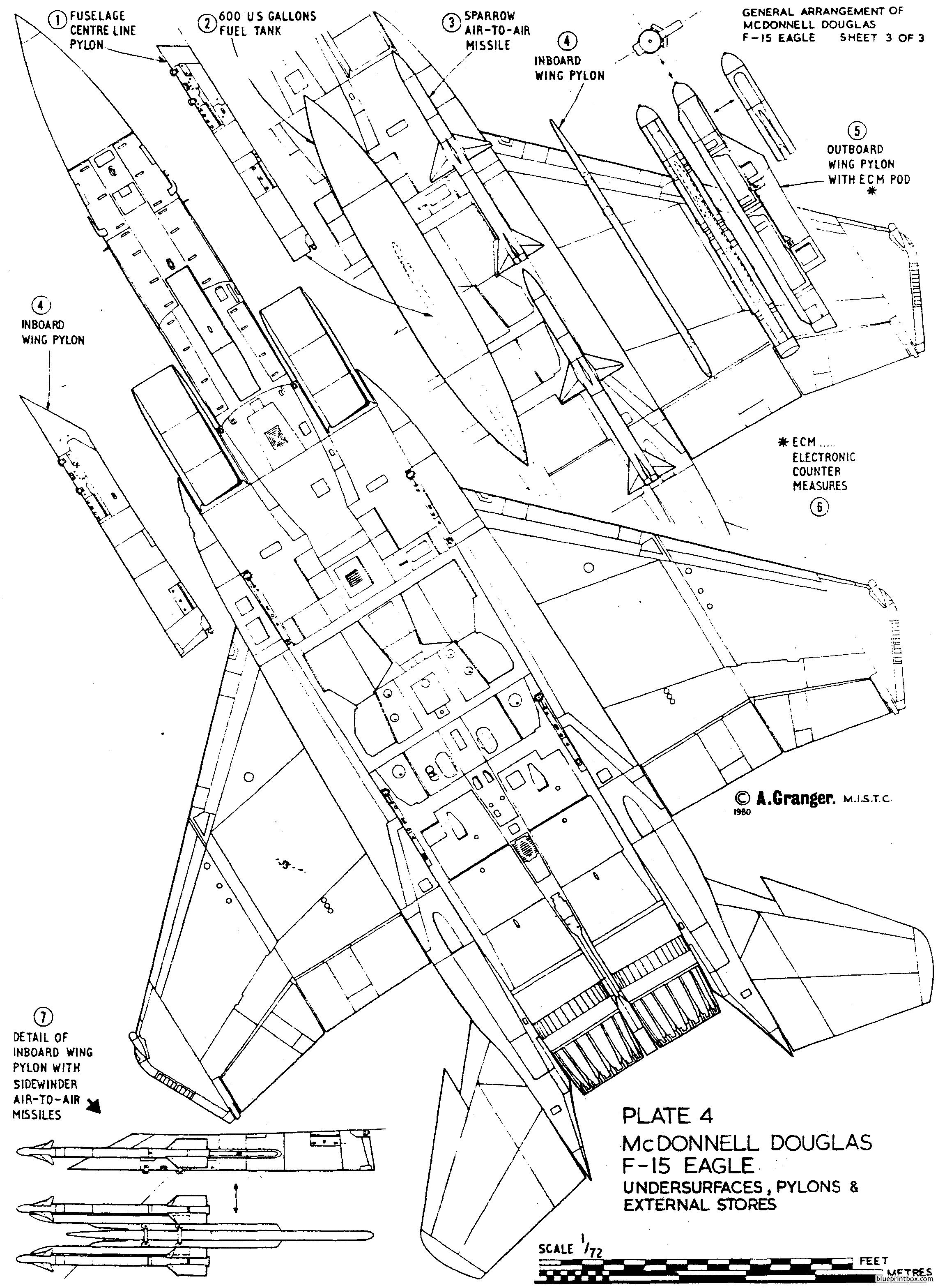 Mcdonnell Douglas F 15 Eagle 2