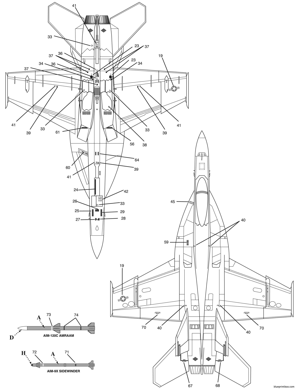 F A 18e Super Hornet 3