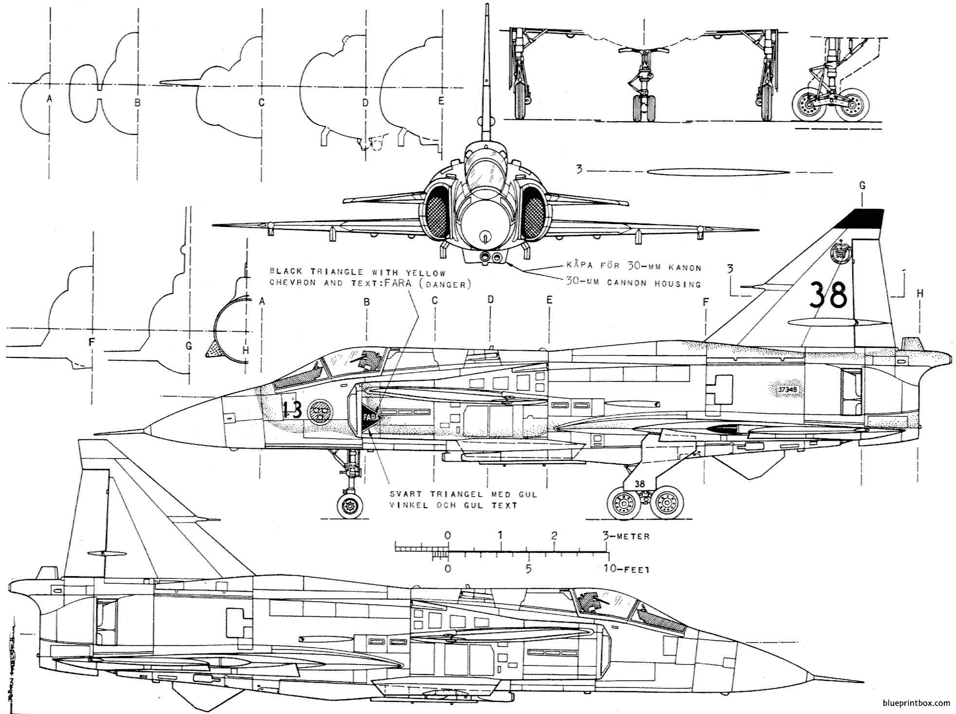 Saab Ja 37 Viggen 2