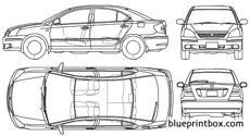 Toyota Fortuner Blueprint
