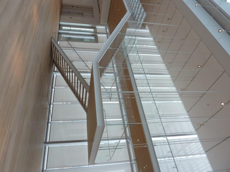 Art Institute Modern Wing Blueprint Chicago