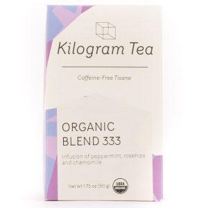 Organic Blend 333 Herbal Tea from Kilogram Tea