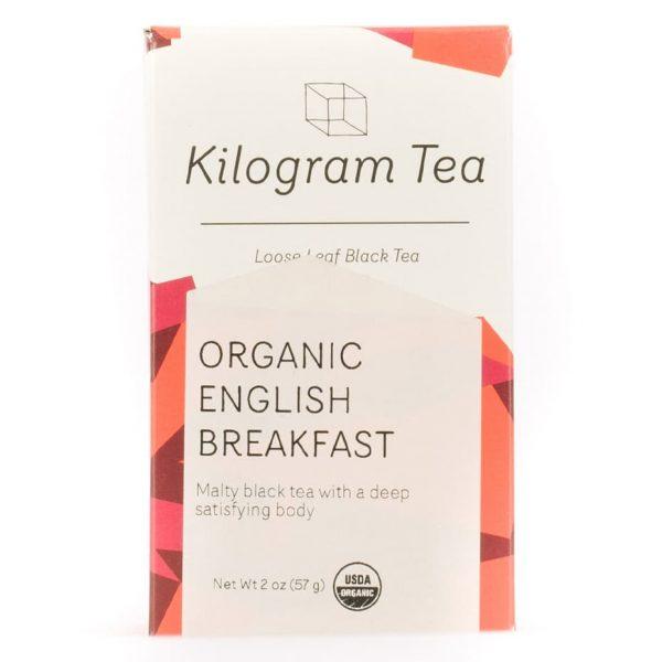 English Breakfast Loose Leaf Black Tea by Kilogram Tea.