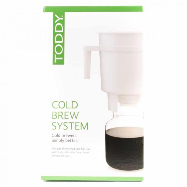 The Toddy Cold Brew system.
