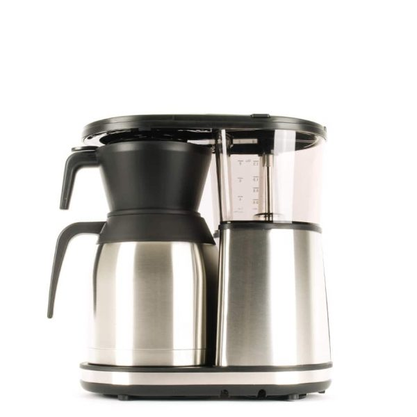 The Bonavita 8-cup Stainless Steel Coffee Brewer.
