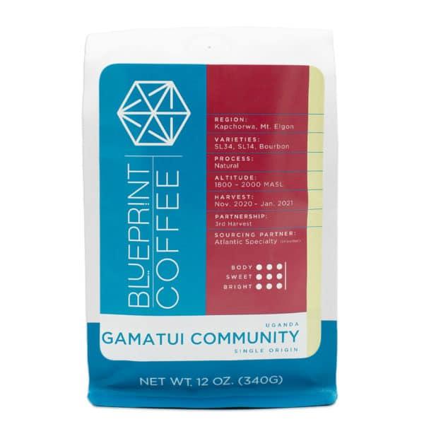 Gamatui Community, Uganda - a single origin coffee from Blueprint Coffee.