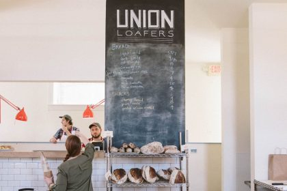 Union Loafers in Saint Louis, Missouri partners with Blueprint Coffee and makes some of the best bread and pizza in the world.