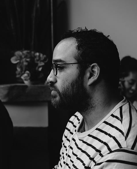 Mazi Razani sat down with Visitor Assembly to talk about his life in coffee and at Blueprint.
