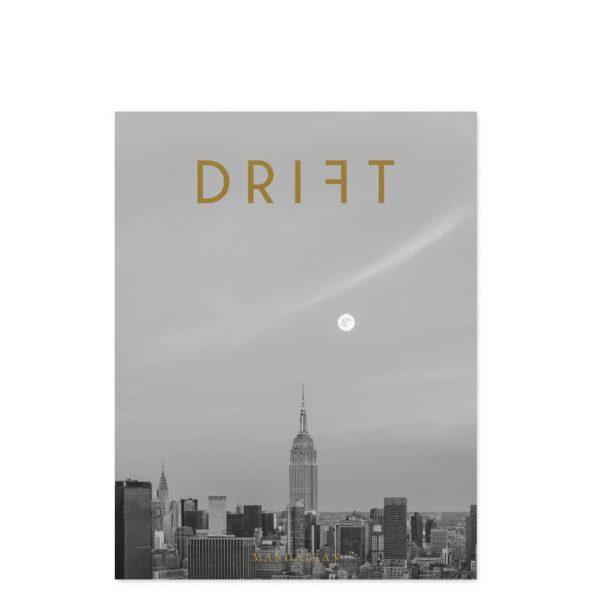 Drift Magazine Volume 10 featuring coffee stories from Manhattan.