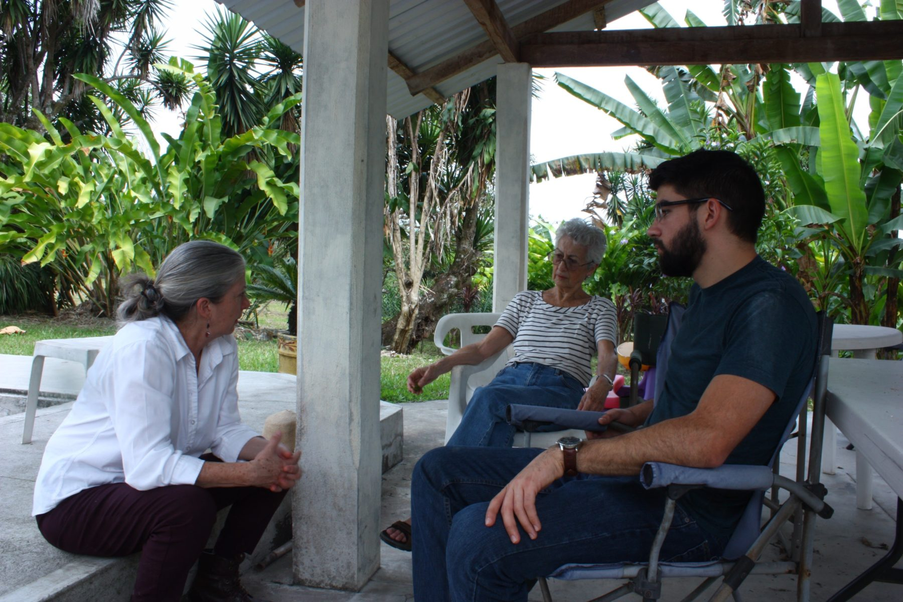 The Vizcaino family of Finca Esperanza established our understanding of mutually beneficial coffee sourcing.