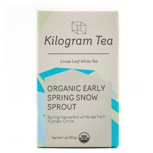 Early Spring Snow Sprout White tea from Kilogram.