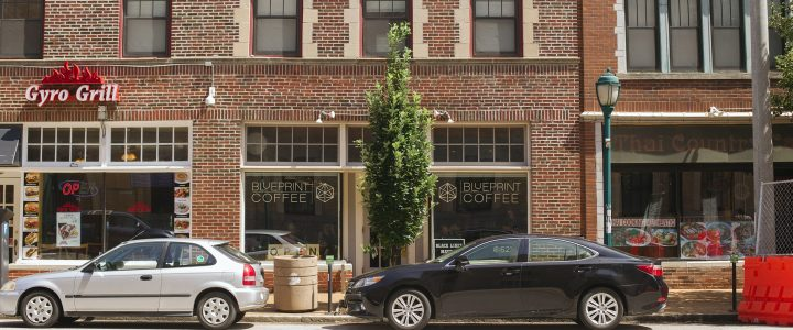 Blueprint Coffee is suspending operation of its coffee bars as the latest precaution against COVID-19.