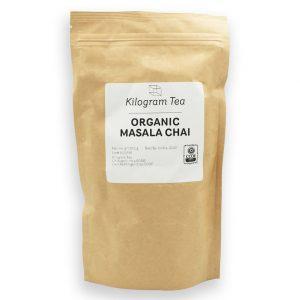Kilogram Organic Chai Blended Black Tea.